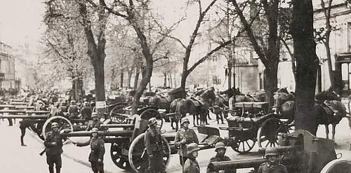 Seeking Info On Some WWII German Photos