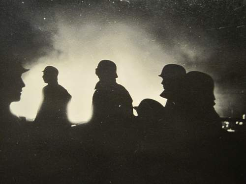 Action of SS-Division Totenkopf 1940