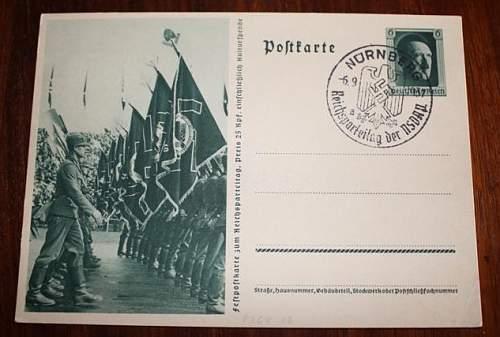 Help - 3 x postcards