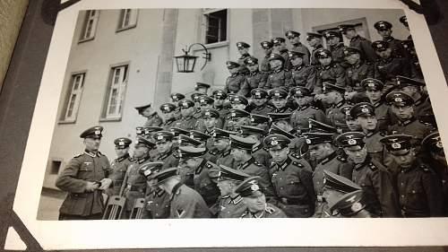 Wehrmacht photo album