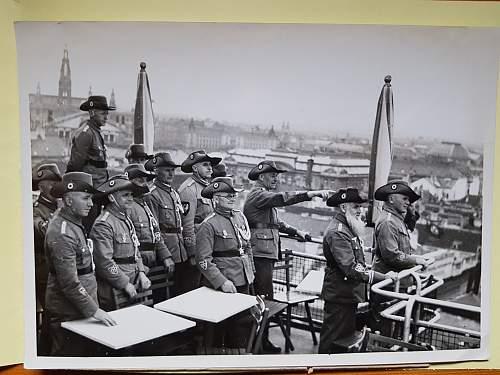 Reprint Wien im zeichen der Reichskolonialtagung 1939 photo?