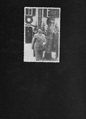 My partial photograph collection, so far.