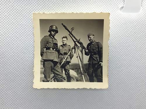 A Small Photograph