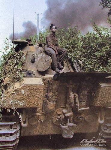 Pictures from Normandy 1944