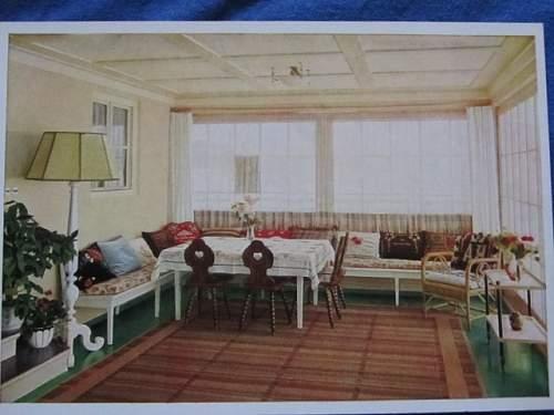 Haus Wachenfeld Postcards.