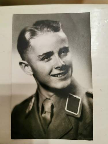 SS Portrait Photograph by Polish Photographer