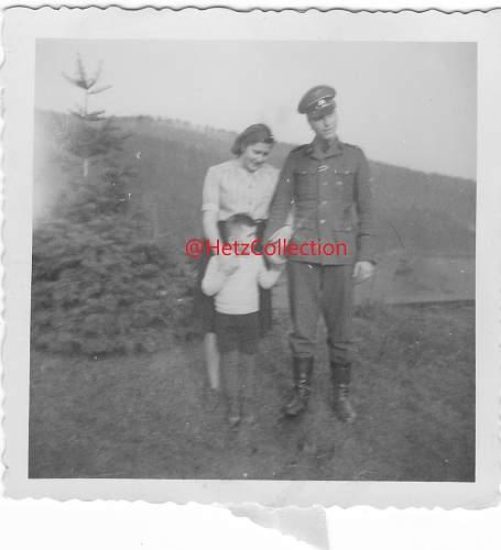 Martin Harnack 4. SS-Polizei-Panzergrenadier-Division DKiG VWAiG NKSiG