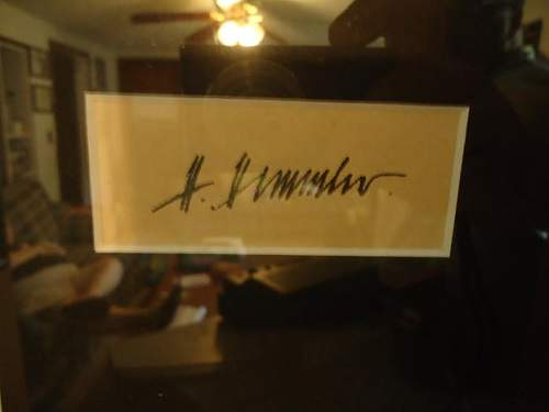 Click image for larger version.  Name:Himmlers signature.JPG Views:46 Size:32.2 KB ID:141612