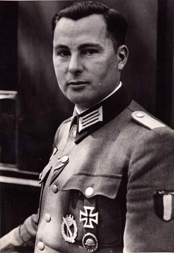 Hommage to Leon Degrelle
