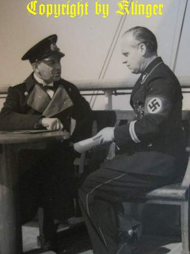 Adolf Hitler and Friends on a Cruise