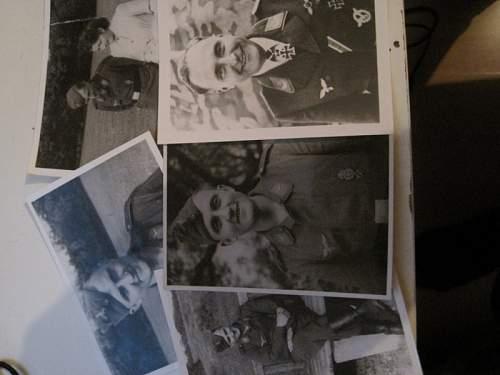 Who is this  Luftwaffe Ritterkreutz Holder