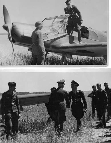 Photos of a Luftwaffe officer meeting.....can someone ID?