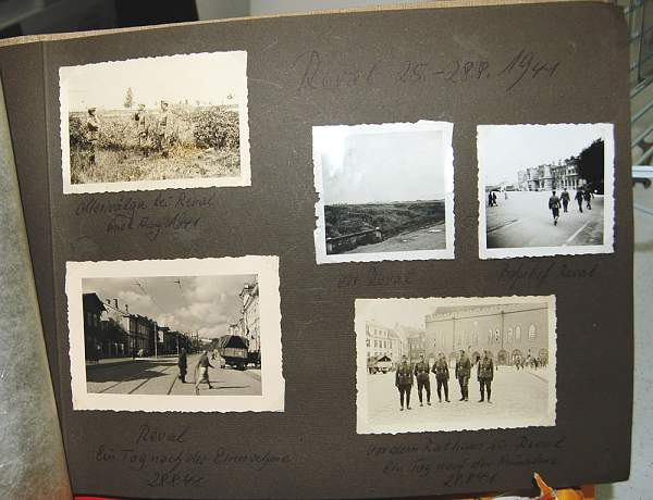 Pictures of REVAL 1941 year