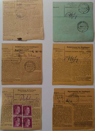 Postcards and other Postal Items