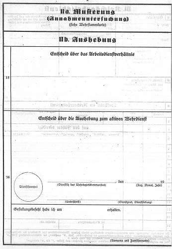 Click image for larger version.  Name:Wehrstammbuch Seite 3b.jpg Views:126 Size:150.4 KB ID:232026