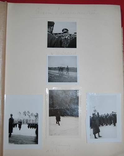 Legion Condor Kampfgruppe 88 Photo Albums