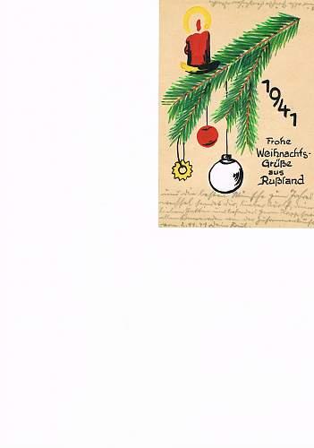 Christmas 1941 Russia