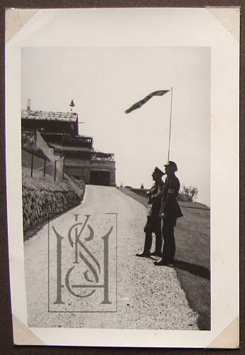 A one of a kind, unique and very rare photographic narrative from the early days of the Third Reich!
