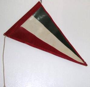 Can anyone ID tghis vehicle pennant?