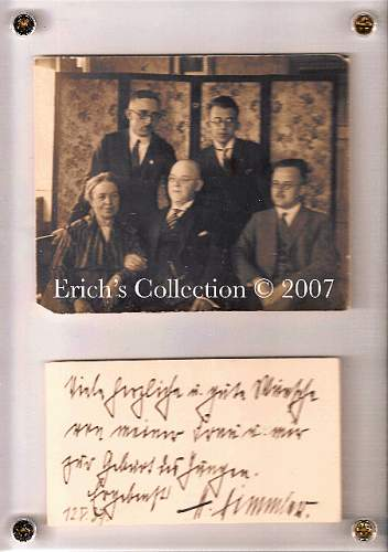 Himmler family photo