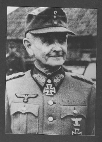 Do you know who this General is?