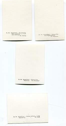 A few tr postcards