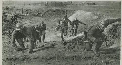 Was ist los mit der Wehrmacht?