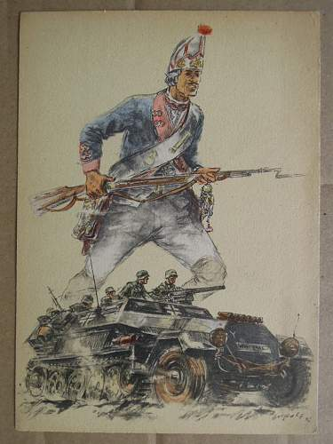 Click image for larger version.  Name:Panzergrenadiere Junge Waffe - alte Tradition (front).JPG Views:138 Size:185.4 KB ID:329385