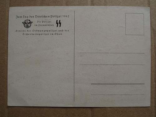Click image for larger version.  Name:Tag der Deutschen Polizei 1942 T893 (rear).jpg Views:136 Size:238.8 KB ID:329394