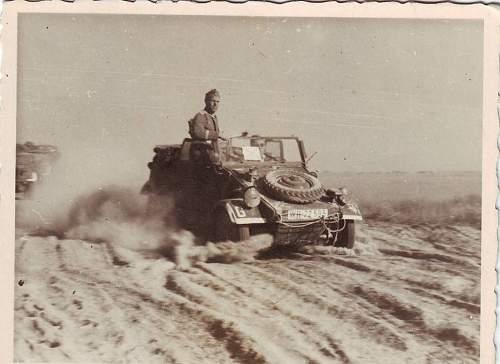 Kublewagen photo: History-buff 1944 request