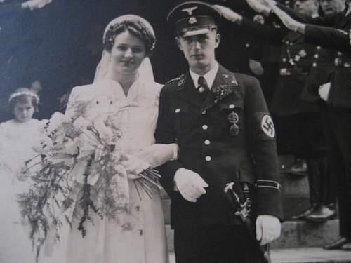 Original Photo SS Leibstandarte Adolf Hitler