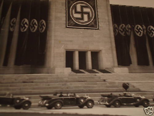 Photo of Unknown German Building
