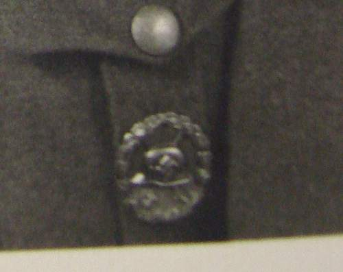 * Medals & Badges in Wear Photos *