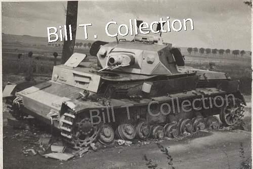 German Tanks & other Armoured Vehicle Photos
