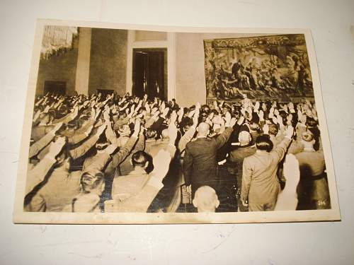 Adolf Hitler, 3 photos, originals?