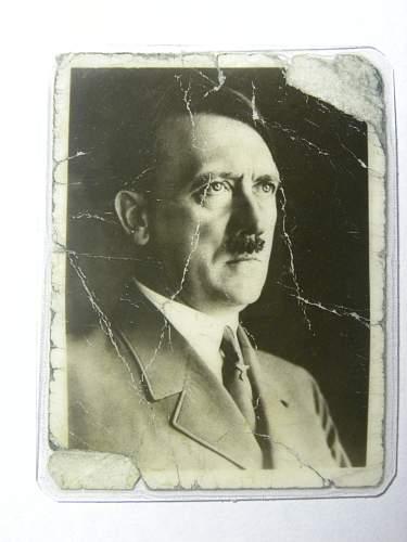 Original photo of Hitler?
