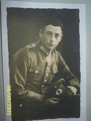 My great german uncle