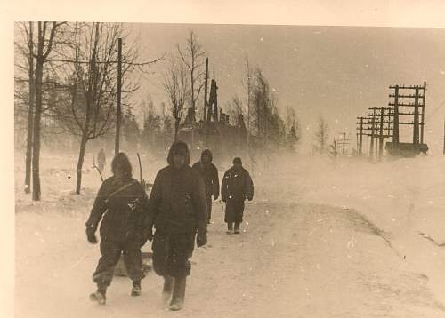 Winter on the Eastern Front