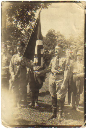 Hitler/Grimminger Photo