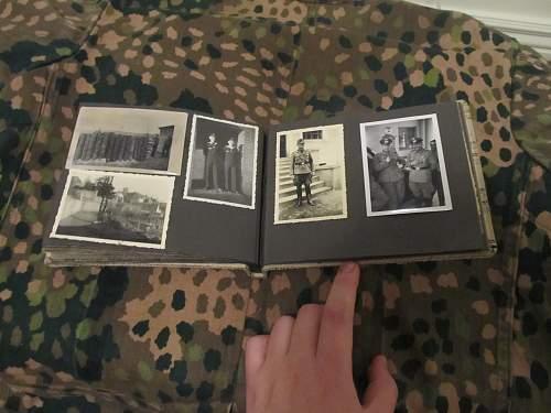 German Photo Album