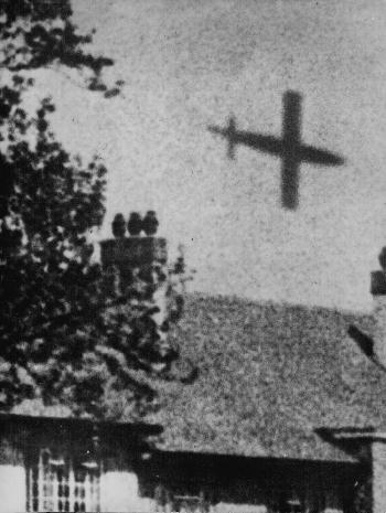 German v1 rocket pic