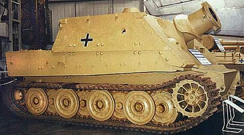 German Tanks & other Armoured Vehicle Photos