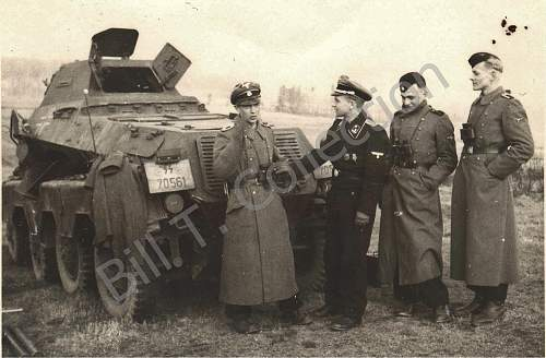 New SS Panzer photo to share