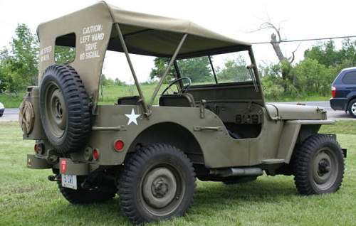 Click image for larger version.  Name:My Jeep at the georgina military museum a.jpg Views:52 Size:144.6 KB ID:533695