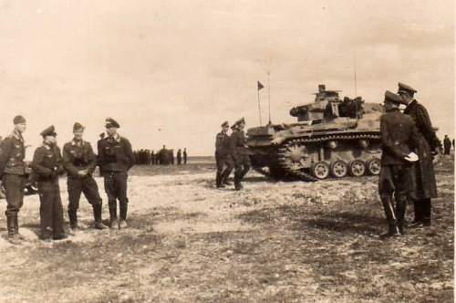 Destroyed tanks and weapons in the battle. German tanks etc. New photos