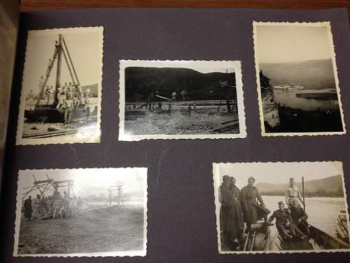 Latest pick up... three photo albums