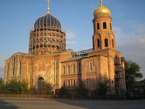 Ostfront Kirchen