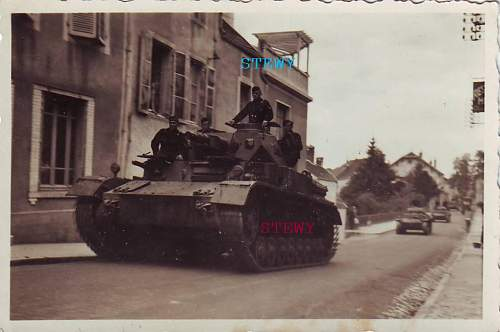 Panzer IV etc