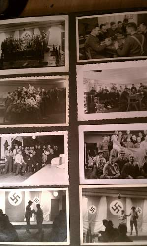 Medics Photo Album France WW1 and 2