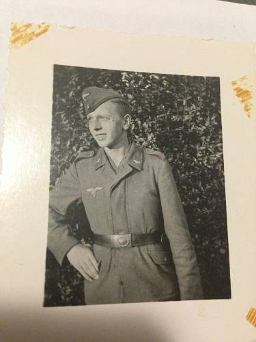 WW2 german photos of my Grandfather-in-law
